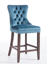 Load image into Gallery viewer, Kacey barstool - antique leg