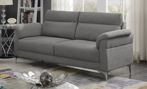 Roxy 2 seater fabric couch