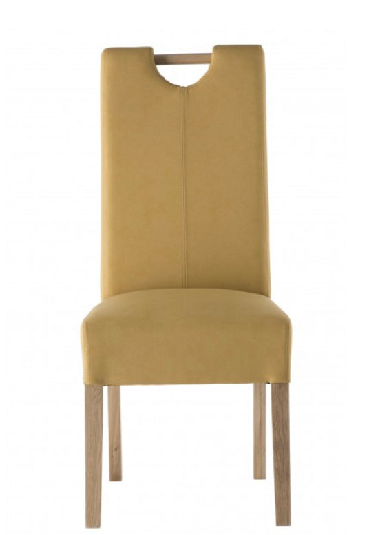 Kensington dining chair in gold