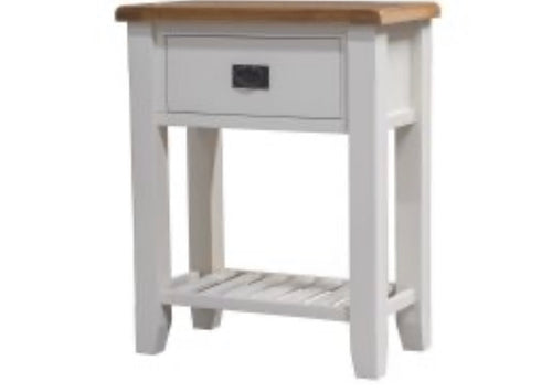 Skellig small console table