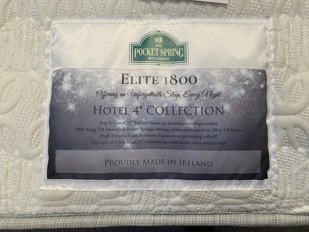 Briody Elite 1800 mattress