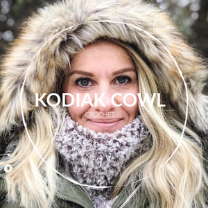 Kodiak Cowl Pattern | CROCHET