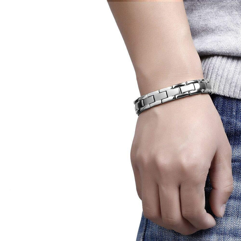 Effective Powerful Magnetic Therapy Bracelet - Arthritis Pain Relief