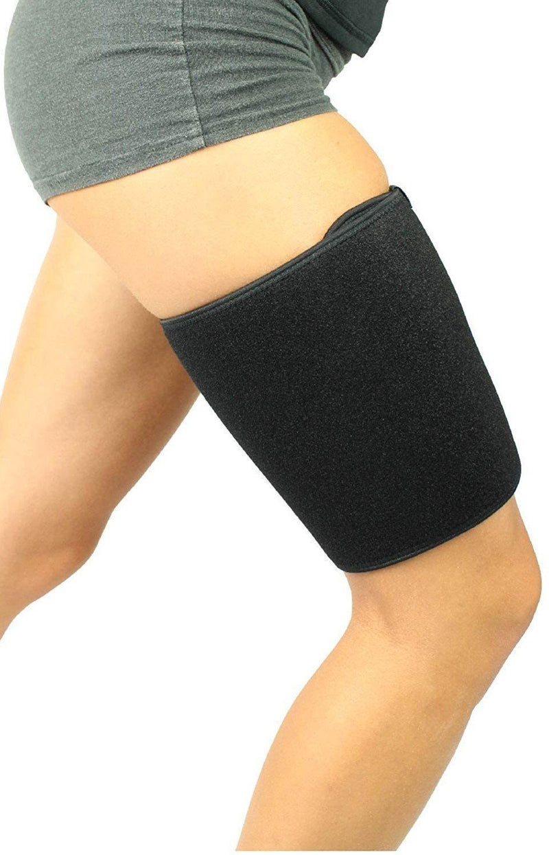 Thigh Compression Wrap for Hamstring, Quad & Groin Injuries