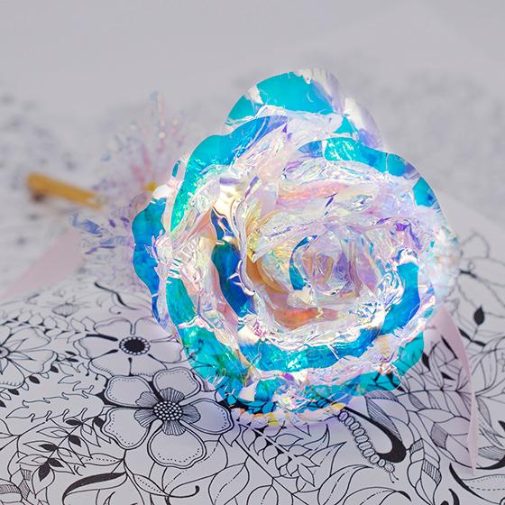 Galaxy Rose With Love
