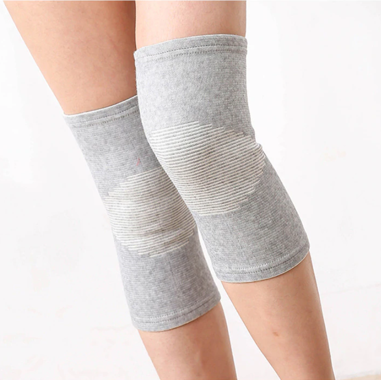 Bamboo Charcoal infused Knee Brace Compression Sleeve