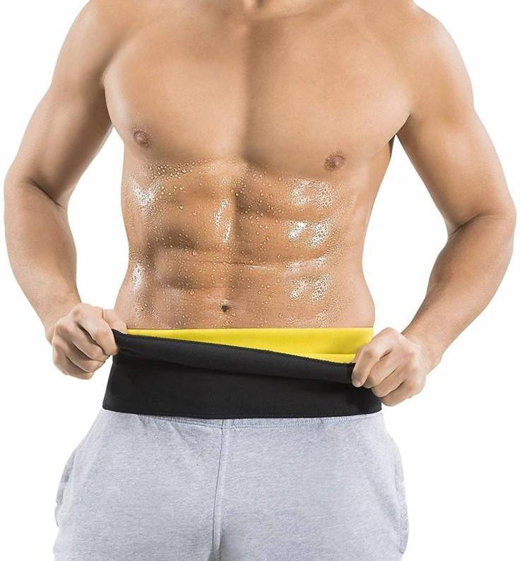 Waist Slimming Sweat Band ~ Burn Belly Fat & Shred!