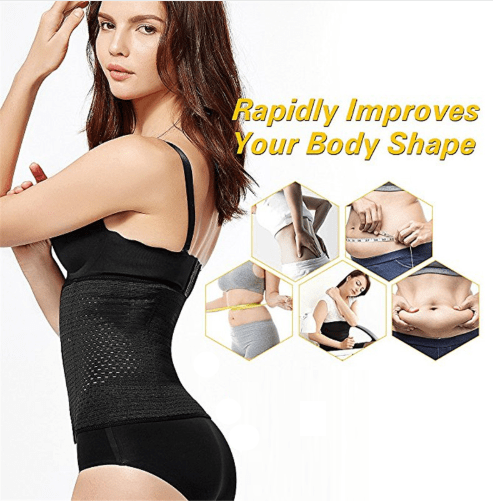 Waist Trainer Body Shaper For Women Corset Trimmer