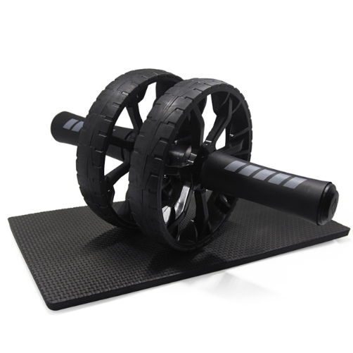 Abdominal Wheel Ab Roller for Gymnastics Exercise with Mat