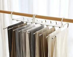 Collapsible Pant Hanger Rack