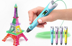3D Printer Pen With PLA Filament For Children