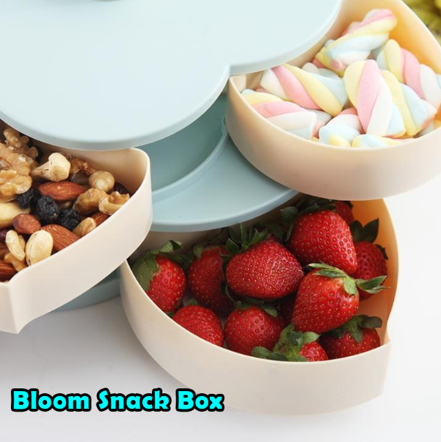 Newest Bloom Snack Box