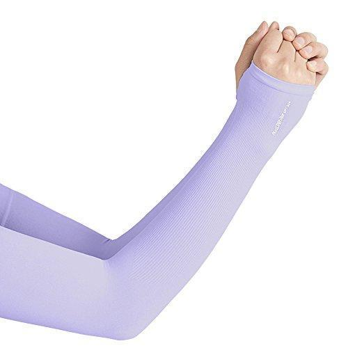 UV Protection Arm Sleeves - Compression SPF Sun Sleeves