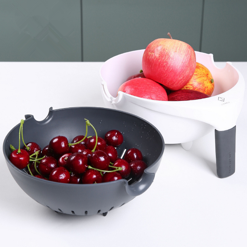 Multifunctional Kitchen Colander Strainer