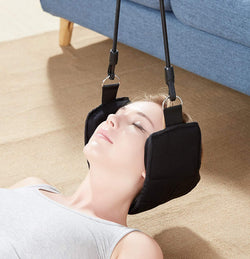 Neck Hammock Cervical Traction Device - Natural & Effective Pain Relief
