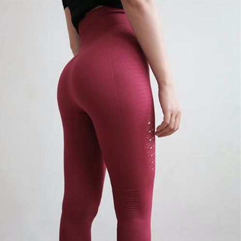 Seamless Tummy Control Yoga Pants Leggings For Women