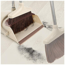 Plastic Cleaning Broom Set