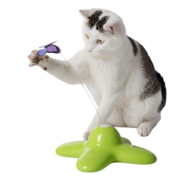 Butterfly Cat Toy