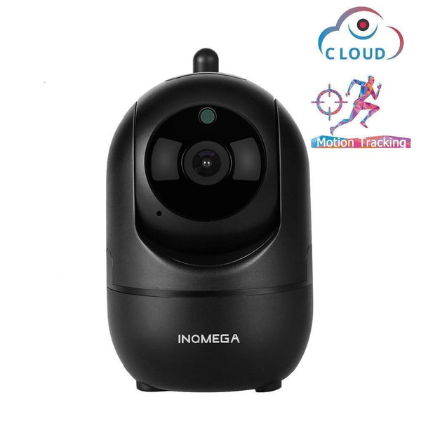 Smart 360 Wireless Camera Panoramic Home Security Camera Indoor Wifi Baby Monitor Camera Remote Monitoring Night Vision