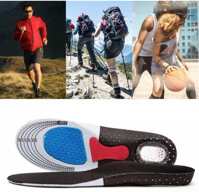 Pain Relief Shoe Insoles