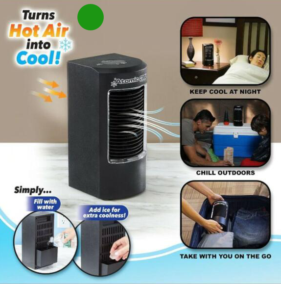 Ultra Portable Cooling System