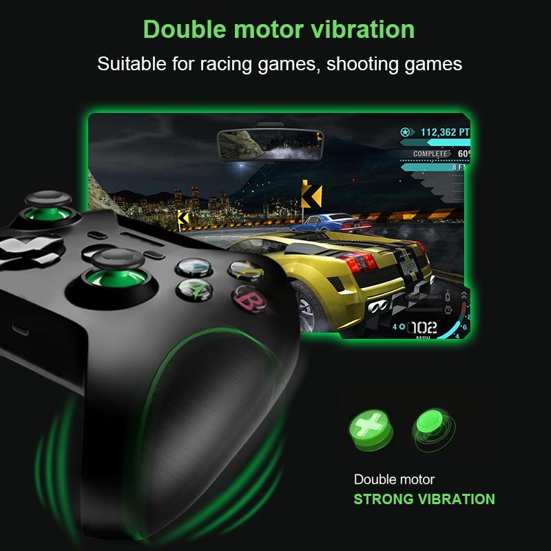 2.4G Wireless Game Controller Joystick For Xbox One Controller For PS3/Android Smart Phone Gamepad For Win PC 7/8/10
