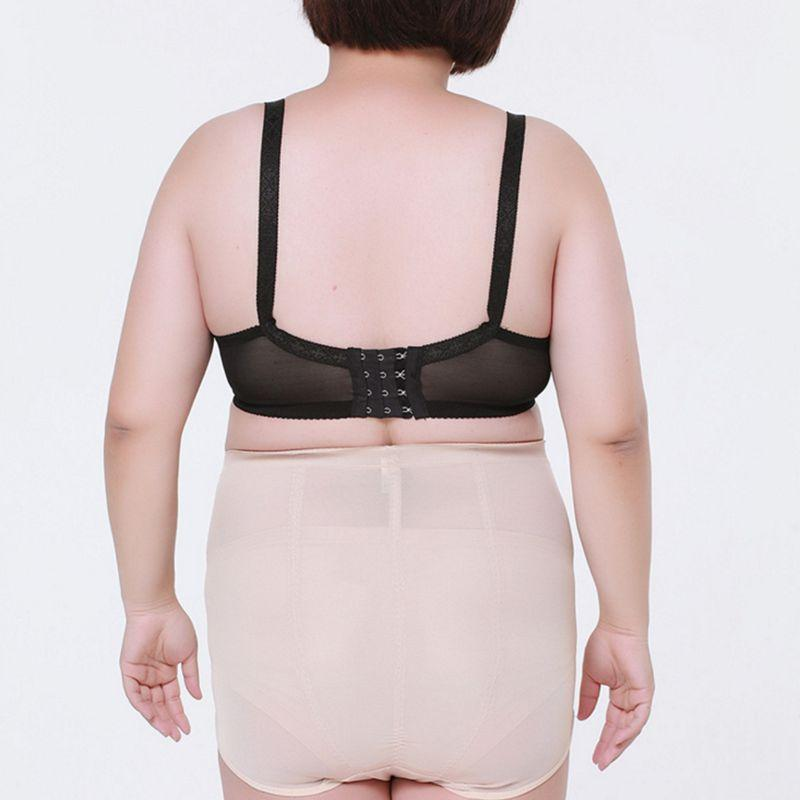 3XL-5XL High Waist Body Shaper For Plus Size Women