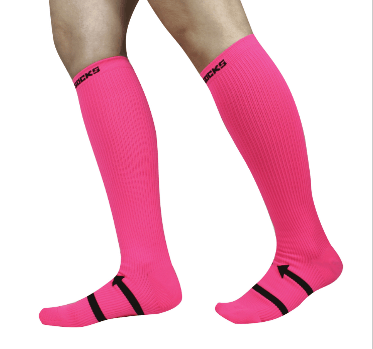 Compression socks for men and women runners