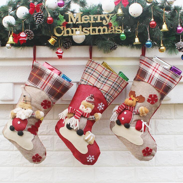 #2 Christmas Stocking Decorations