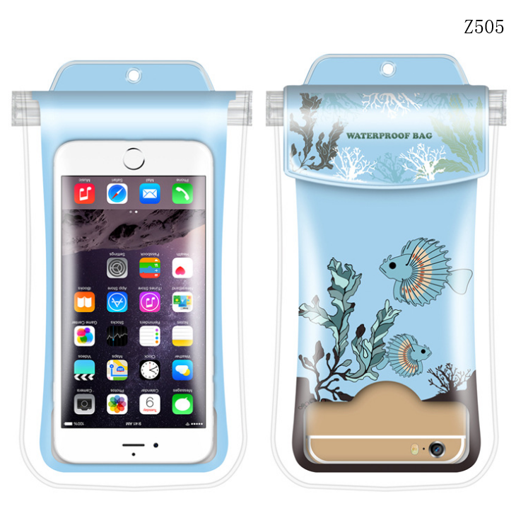 Underwater World Waterproof Case