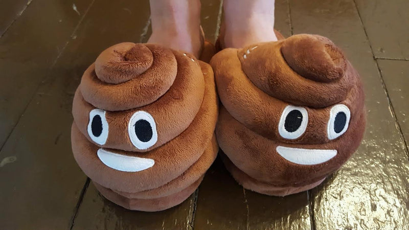 Emoji Slippers Super Cute