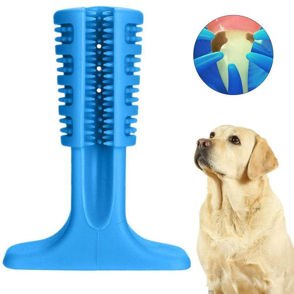 Pet dog products dog chewing toys pet molars cleaning brush rod puppy teeth care
