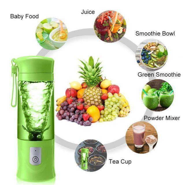 Electric Safety Juicer