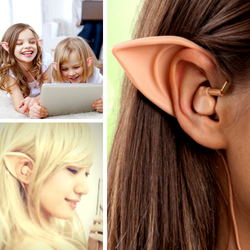 Elf Ears Headphones