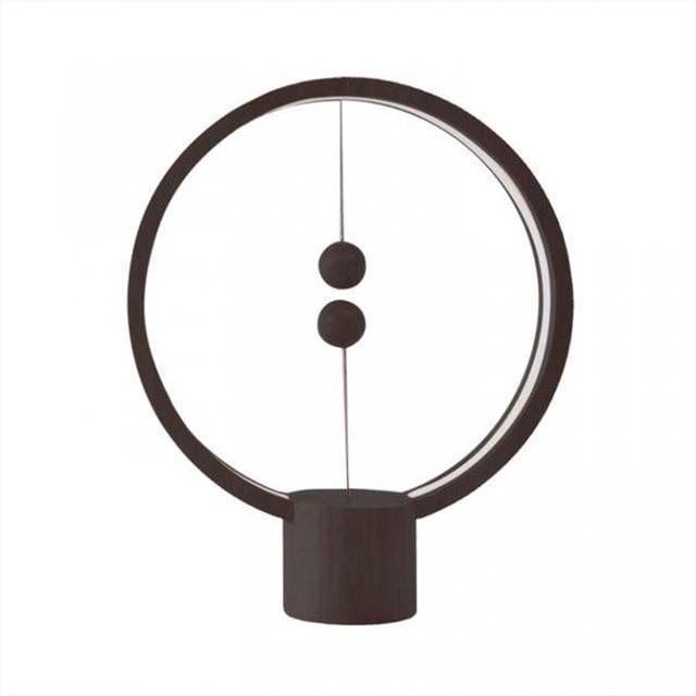 Modern Nordic Magnetic Balance LED Lamp