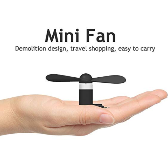 Mini Fan For Mobile Phone