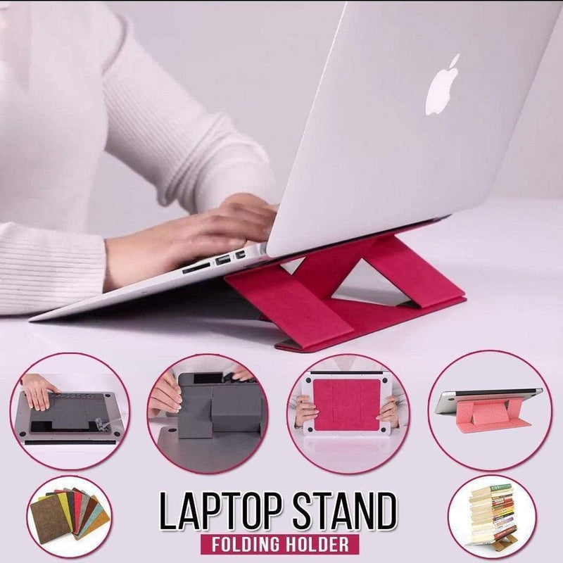 Portable Adjustable Laptop Stand Invisible Laptop Holder