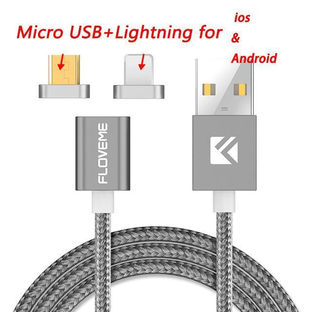 Magnetic Lighting Charger Cable