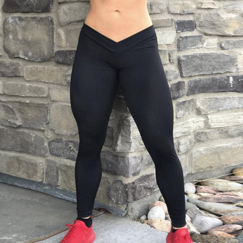 Performance High Waist Push-up Leggings