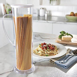 Pasta Express Tube Container