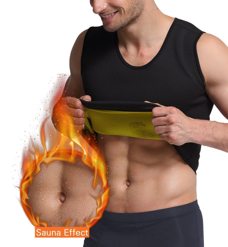 Burn Off More Fat In Less Time With This Sauna Vest (FREE SHIPPING WORLDWIDE) - MOST BUY PACK OF 3 & SAVE 75%