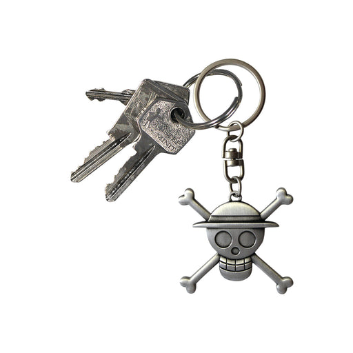 Abysse Corp. Skull Luffy ONE PIECE Keychain