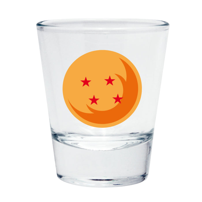 ABYSSE CORP. DRAGON BALL Z - Shot Glass Gift Set