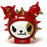 tokidoki Year of The Dog Vinyl Figure