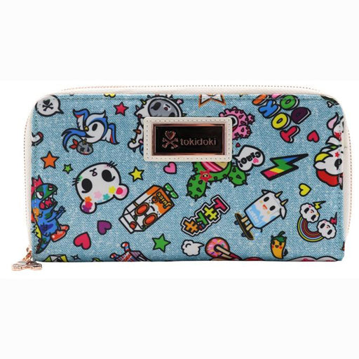 tokidoki Demin Daze Long Wallet
