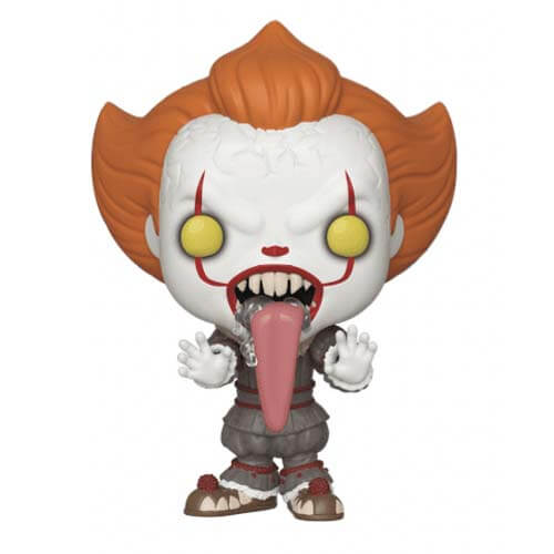 Funko POP! Movies: IT: Chapter 2- Pennywise (Funhouse)