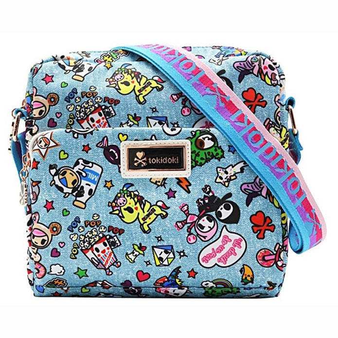 tokidoki Denim Daze Small Crossbody