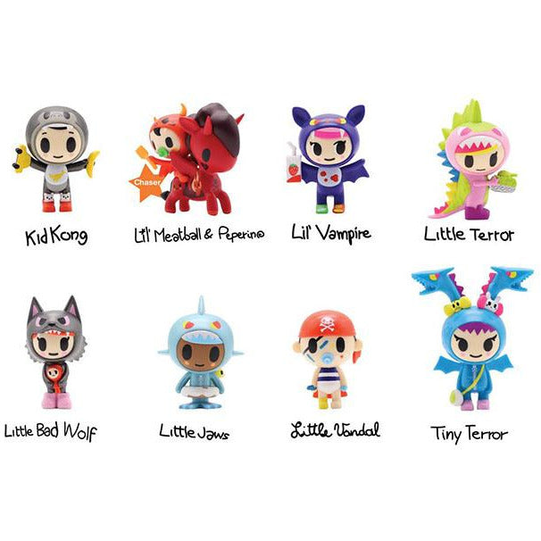 tokidoki Little Terrors