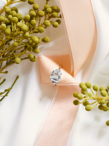The 5th C_Bespoke Services_Engagement Ring_Ribbon