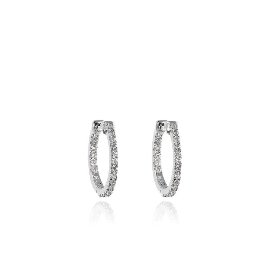 The5thC_Earrings_Angel_18k white gold diamond round brilliant diamonds